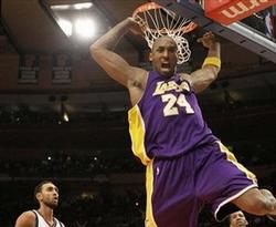 APTOPIX Lakers Knicks Basketball